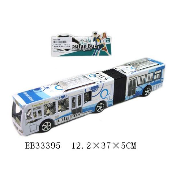 Автобус инерц. 899-68/00531021 в пак BESTценник купить оптом и в розницу