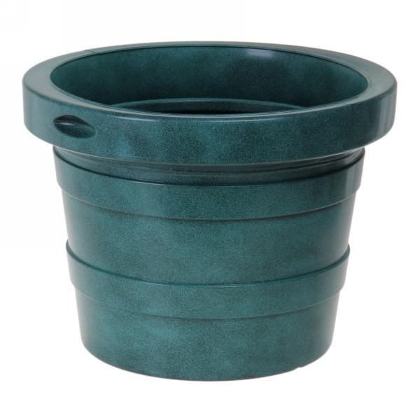 Горшок для цветовLa tourelle d=55 50 Л. Е90-7 Малахит купить оптом и в розницу