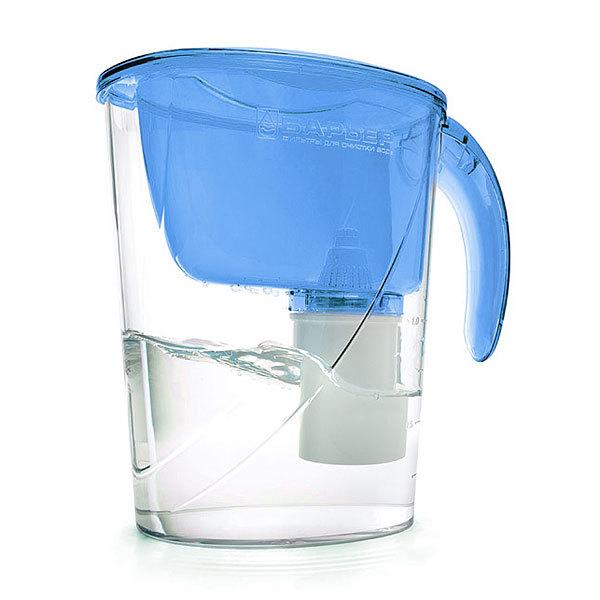Фильтр для воды Барьер ЭКО 2,6 л аквамарин купить оптом и в розницу