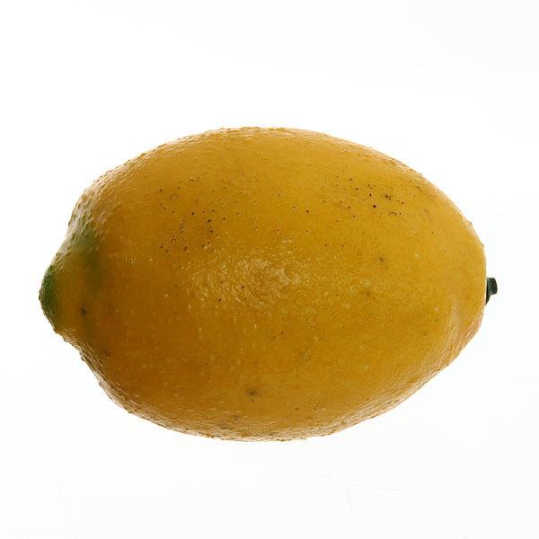 Муляж ″Лимон желтый″ 7см купить оптом и в розницу