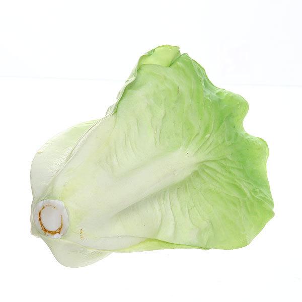 Муляж ″Лист салатный″ 17,5см купить оптом и в розницу