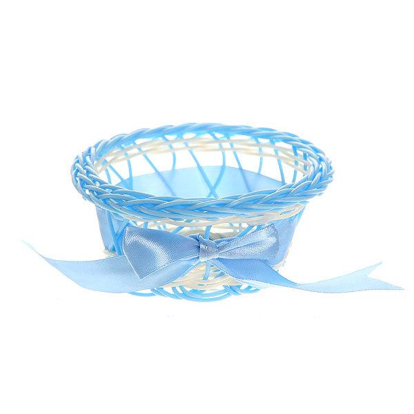 Корзина декоративная плетеная (1шт) 181 - 6 купить оптом и в розницу