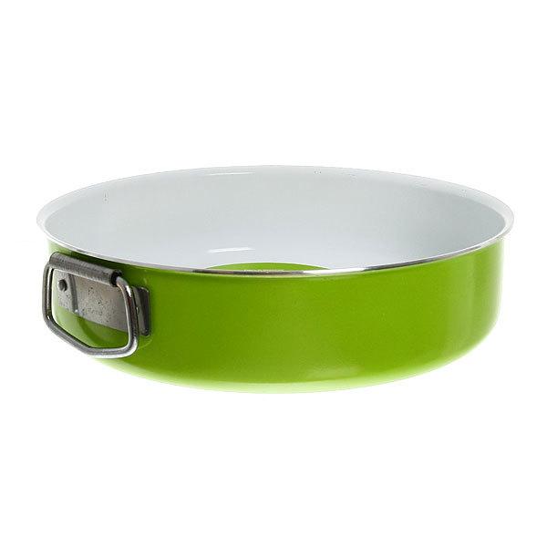 Форма для выпечки металлическая 27*6 см с керамическим покрытием с ручкой купить оптом и в розницу
