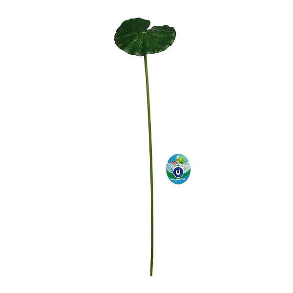 Растение водоплавающее ″Лист лотоса″ 20х90см купить оптом и в розницу