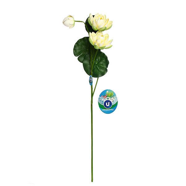 Растение водоплавающее ″Ветка лотоса″ 28см купить оптом и в розницу