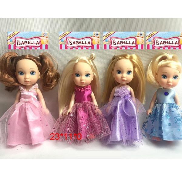 Кукла 1603K-BYL в пак. купить оптом и в розницу