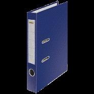Папка-файл   PROFF А4/50 PVC синяя разборная, с карманом на корешке, с метал.окантовкой купить оптом и в розницу