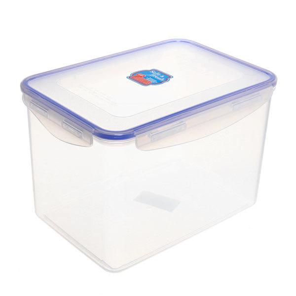 Контейнер пластиковый пищевой ″Safe&Fresh″ 3,9л, герметичный купить оптом и в розницу