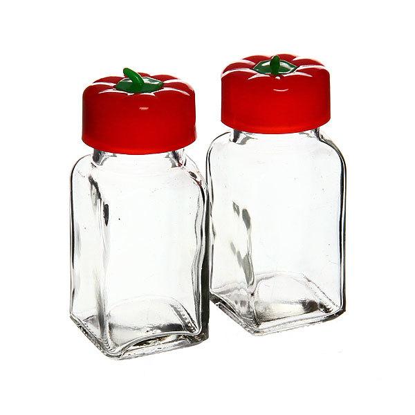 Набор для специй 2 шт ″Перчик″ красный купить оптом и в розницу