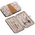 Набор для маникюра в футляре 7 предметов ″Алфавит″ купить оптом и в розницу
