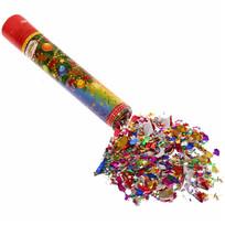 Пневмохлопушка 30 см ″С Новым годом!″ купить оптом и в розницу