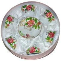 Набор чайный 12 предметов ″Барбарис″ (6 чашек, 6 блюдец) купить оптом и в розницу