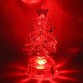 Фигурка с подсветкой ″Ёлочка хрустальное кружево″ 11см PVS купить оптом и в розницу