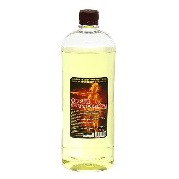 Жидкость для розжига 1 л, SUPER Прометей купить оптом и в розницу