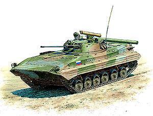Сб.модель 3554 Советская БМП-2 купить оптом и в розницу