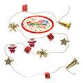 Бусы на ёлку 1,5м ″Новогодние игрушки″ купить оптом и в розницу