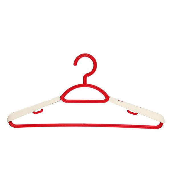 Вешалки-плечики с накладками для верхней одежды размер 48-54 С512 купить оптом и в розницу
