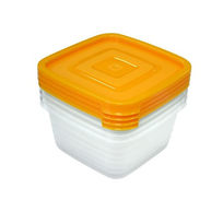 Набор контейнеров 4шт ″Унико″ (4х0,45л) С216 купить оптом и в розницу