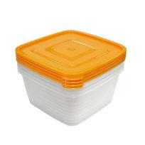 Набор контейнеров 4шт ″Унико″ (4х1,4л) С218 купить оптом и в розницу