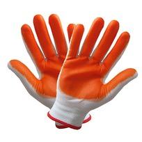 ДоброСад Перчатки нейлоновые с ПВХ покрытием полуоблитые 10 размер А-2 купить оптом и в розницу