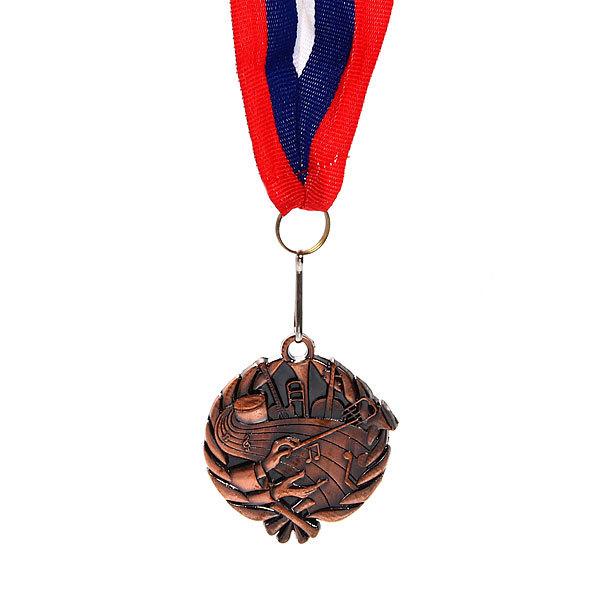Медаль ″ Музыкальное искусство ″- 3 место (4,5см) купить оптом и в розницу