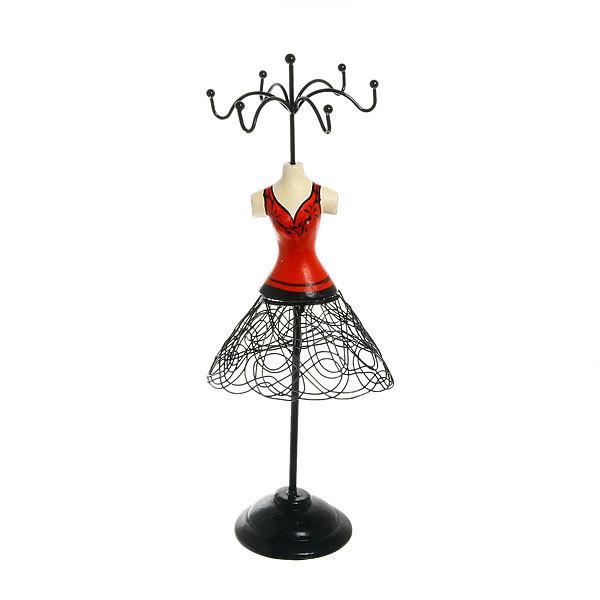 Подставка для украшений ″Кружевное платье″, 22 см купить оптом и в розницу