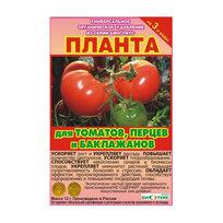 Биоудобрение 12гр ″Для томатов, перецев и баклажанов″ ПЛАНТА купить оптом и в розницу