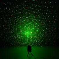 Световой прибор Лазер SPL-FS RG-007-3, RG, mic, вращение объёмное купить оптом и в розницу