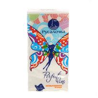 Платочки бумажные Русалочка платочки 10 шт *6 купить оптом и в розницу