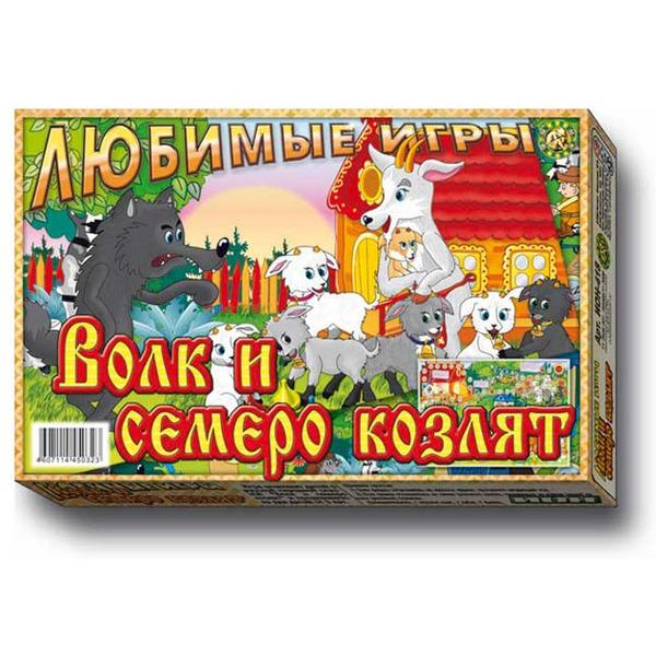 Игра Волк и семеро козлят 418 ИОН купить оптом и в розницу