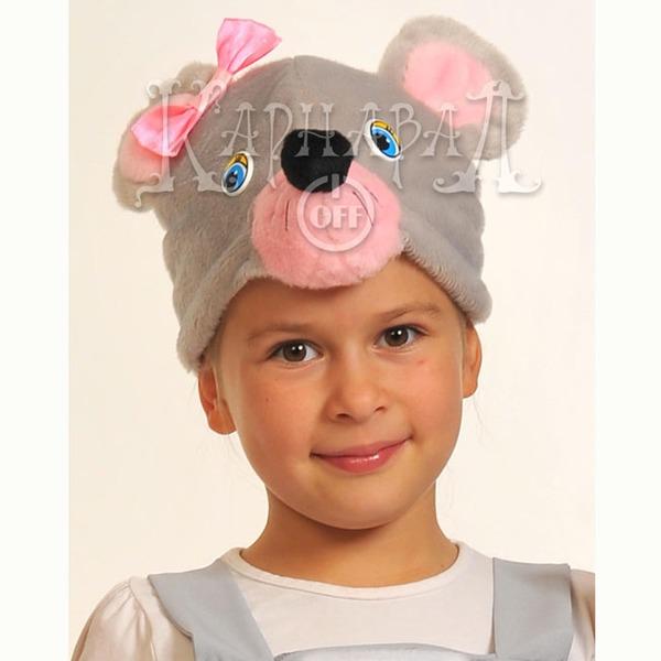 Как сделать шапку для мышки
