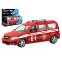 Модель LADA LARGUS Пожарная охрана 1:38 49482 купить оптом и в розницу