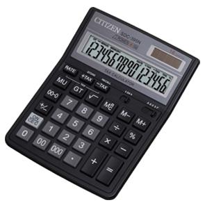 Калькулятор CITIZEN настольный 16раз 192*143*39,5мм купить оптом и в розницу