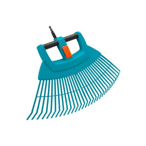 Грабли пластиковые веерные XXL складные GARDENA 03107-20.000.00 купить оптом и в розницу