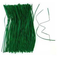 Завязка садовая проволока 20 см ПВХ покрыт 200 шт СТОП-ЦЕНА купить оптом и в розницу