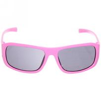 Очки солнцезащитные детские, форма прямоугольная ″Яркое лето - спорт″, однотонные, цвет микс купить оптом и в розницу