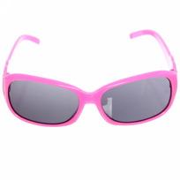 Очки солнцезащитные детские, форма прямоугольная ″Яркое лето″, однотонные, широкие душки, микс 6 цветов купить оптом и в розницу