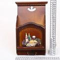 Панно кухонное карман 1 крючок ″Виноград″ 27,5х15см , X-3901 купить оптом и в розницу