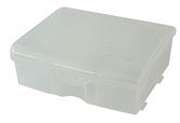 Блок для мелочей 11х9 см прозрачный матовый*40 купить оптом и в розницу