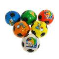 Мячик антистресс Футбол Brasil 6,3 см купить оптом и в розницу