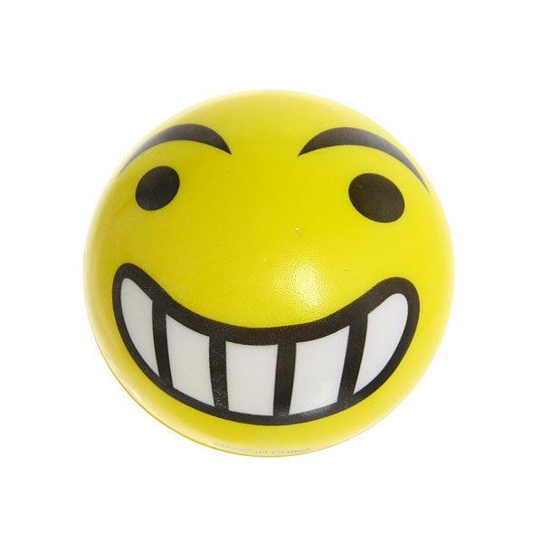 Мячик антистресс Смайл 7,6 см купить оптом и в розницу