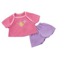 Одежда для пупса 452076 футболка и штанишки 42 см купить оптом и в розницу