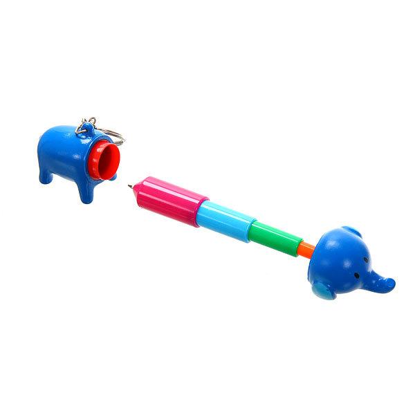 Брелок-ручка из пластика ″Веселые зверята″, 6см купить оптом и в розницу