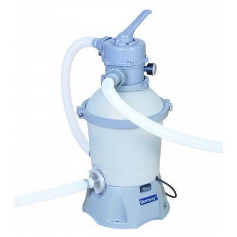 Насос-фильтр песочный для бассейнов 2006л/ч Bestway (58271ASS15) купить оптом и в розницу