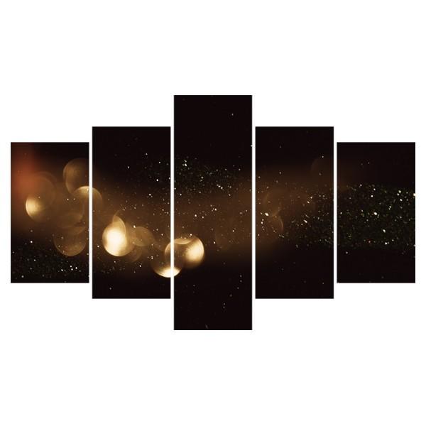 Картина модульная полиптих 75*130 Абстракция диз.1 46-02 купить оптом и в розницу
