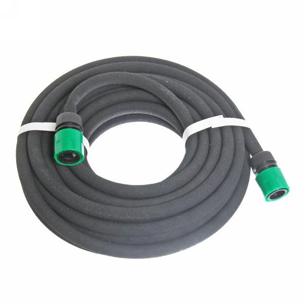 Шланг для полива d12 мм (1/2″) 10м ПВХ сочащий купить оптом и в розницу