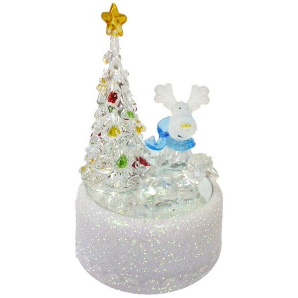 14901 Сув-р ″Ёлка″с подсветкой пластик (5-23) 72шт. купить оптом и в розницу