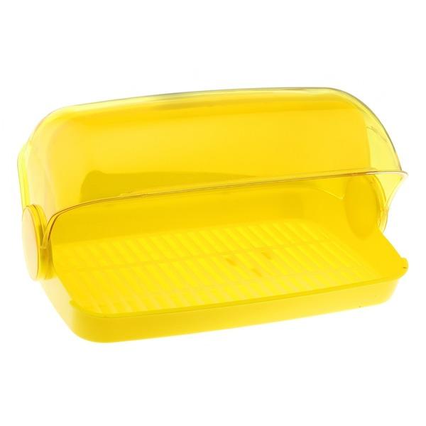 """Хлебница """"Пышка"""" малая лимон *4 купить оптом и в розницу"""