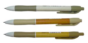 """Ручка шар.авт.Tenfon """"Wood"""" 0,5мм синяя ассорти купить оптом и в розницу"""