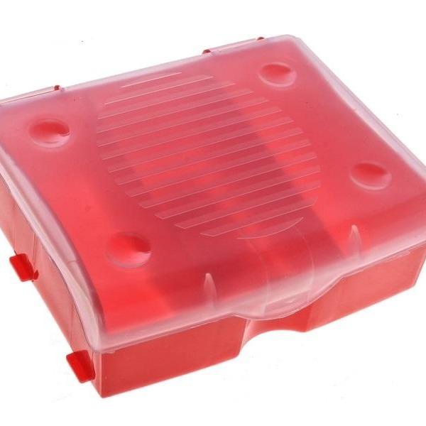 Блок для мелочей 11x9 см красный *40 купить оптом и в розницу